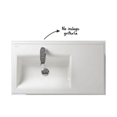 Lavamanos Pontus 60 Mono Blanco