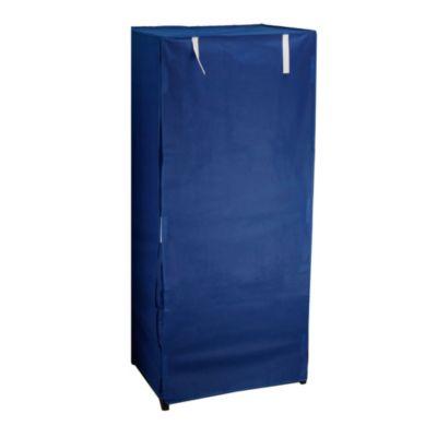Closet tela infantil azul 1.49 x 65 x 50 cm