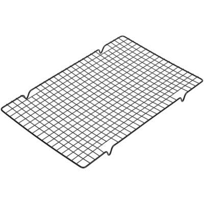 Rejilla Cuadrada en Acero de 40.6 x 25.4 cm para enfriar