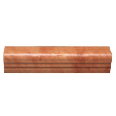 Remate Escalón Cerámico 8.68x34.2 Centímetros Mostaza
