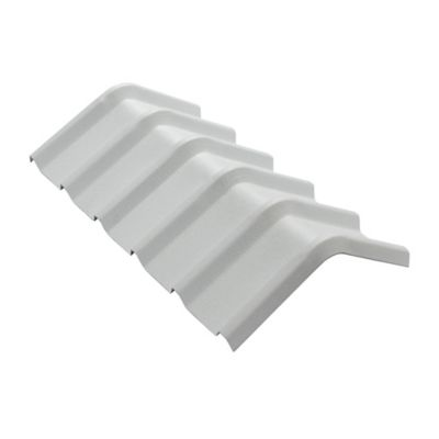 Caballete Forte Blanco 0.6X0.94mt 2mm UPVC