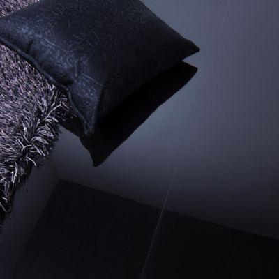 Piso Porcelanato sellado Negro plano 60x120 cm Caja 2.89m2