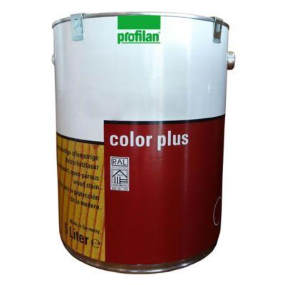 Barniz  Nogal 5 Litros Uso Exterior Color Plus