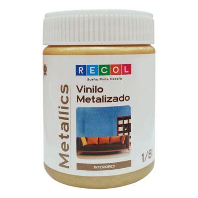 Vinilo Metalics 1/8 Golden Sun