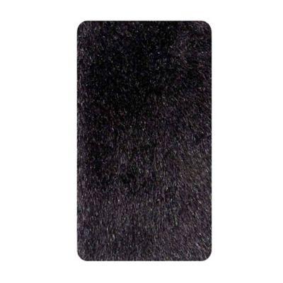 Tapete Wild 60x110 cm Negro