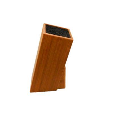 Soporte en Bambu Para Cuchillos