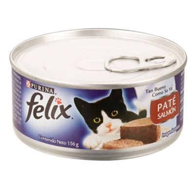 Felix pate salmón 156 gramos