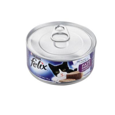 Félix paté pavo y menudencias 156 gramos