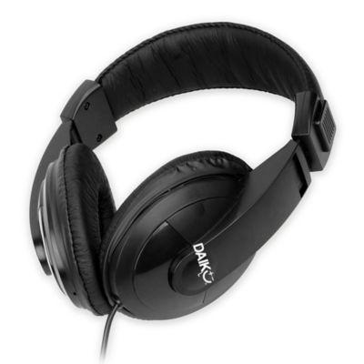 Audifonos stereo tipo dj Daiku