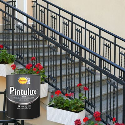 Pintulux 1 Galón Blanco 3en1 Metal y Maderas