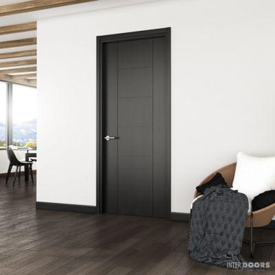 Puerta Milano Pardo 65x235 cm