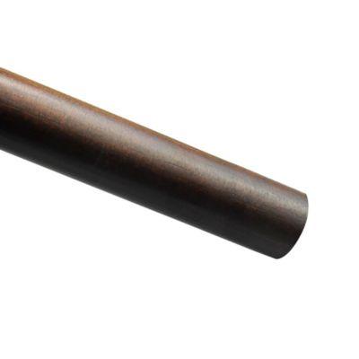 Bolillo en madera wenge pino 1-1/4 x 1.5 pulgadas
