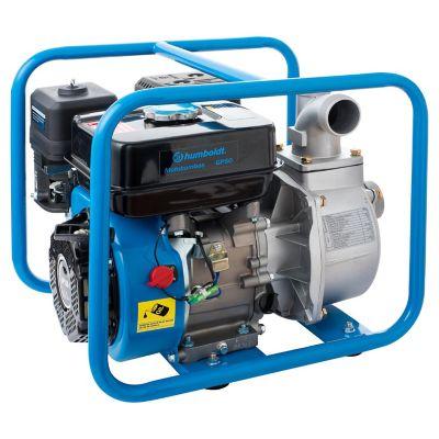 Motobomba gasolina de 163cc - 5.5hp 36m3/h. 2plg x 2plg