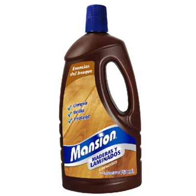 Mansion Limpiador Maderas 750ml