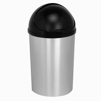 Papelera tapa móvil 10 litros