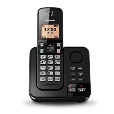 Teléfono Inalámbrico ID Altavoz Contestadora
