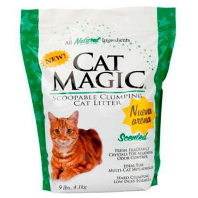 Arena Para Gatos Cat Magic Scoopable 9 Libras