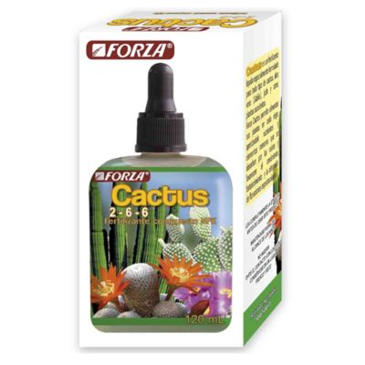 Fertilizante Cactus X 120 Ml