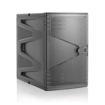 Locker Plástico Modular 0.45 m Natural