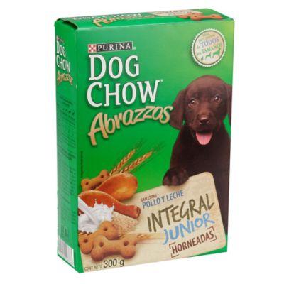 Dog chow abrazzosintegral junior 300g