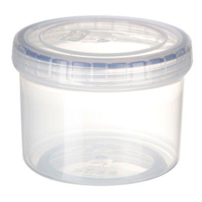 Recipiente redondo tapa rosca 360 ml