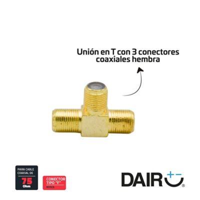Derivacion Cable Coaxial
