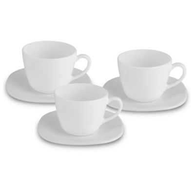 SET DE CAFE PARMA 22cl 6ptos 12pzs