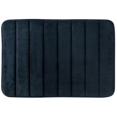 Tapete para Baño Foam Rc 40x60 cm Negro