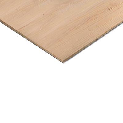 Tablero 1.8x60x240cm Pino Con Nudos Timberni