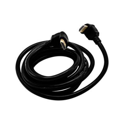Cable HDMI 2 m conectores 90 grados