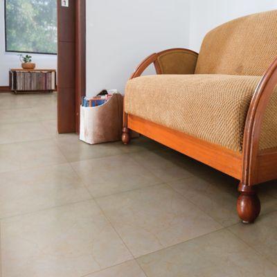 Piso Cerámica Portugal Beige 42.5 x 42.5 cm caja 1.63 m2