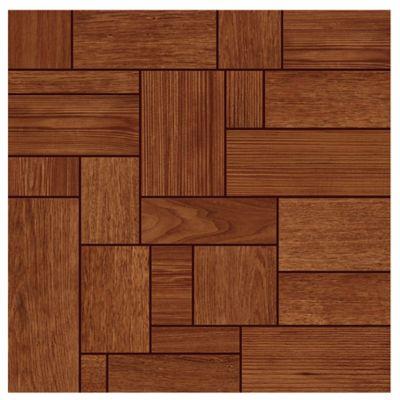 Piso Cerámica Lapacho Terracota 45.8x45.8 cm caja 1.89 m2