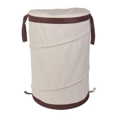 Canasta Para Ropa 40 x 55 cm Lienzo
