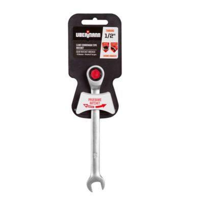 Llave 1/2 pulg combinada flexible tipo ratchet WCR7511