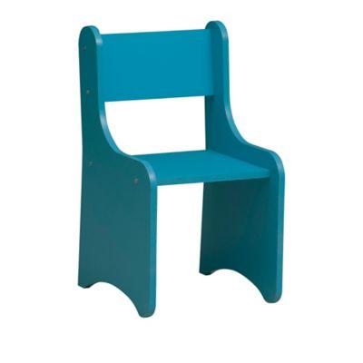 Silla Auxiliar 59x33x35cm Azul