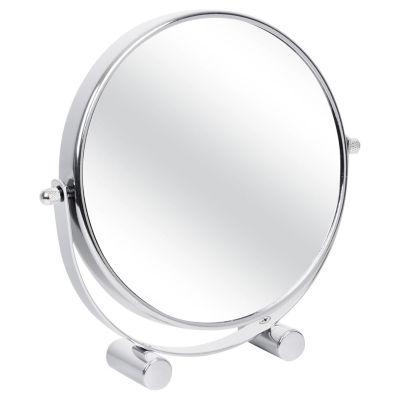 Espejo Cosmético 15x15 cm Acero
