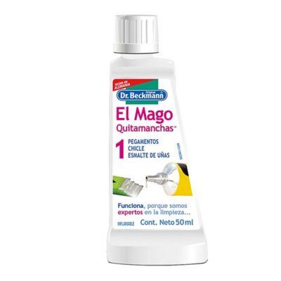 Quitamanchas Pegamento, Chicle, Esmalte Uñas 50 ml