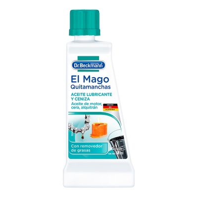 Quitamanchas Aceite, Crema, Carbón 50 ml