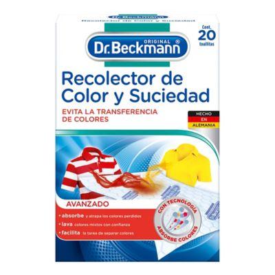 Quitamanchas Recolector De Color y Suciedad 20 Toallas
