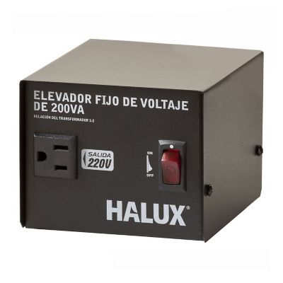 Elevador Fijo Voltaje 200VA 110VAC-220VAC