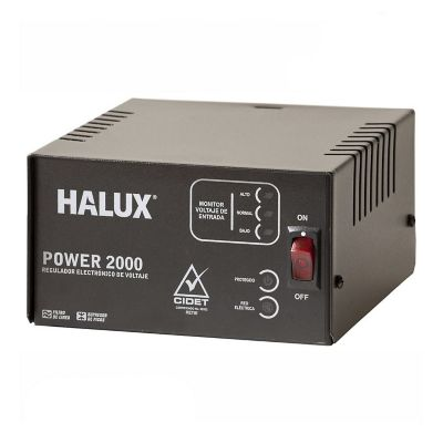 Regulador Voltaje 2000VA-1200W 115VAC 4 Salidas