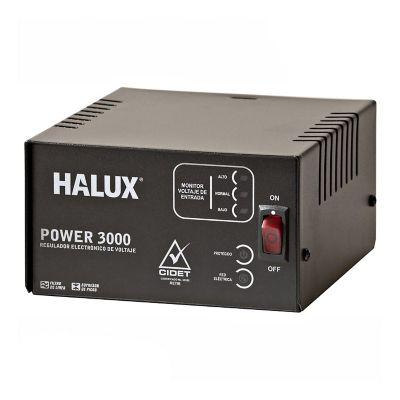 Regulador Voltaje 3000VA/1800W 115VAC 4 Salidas