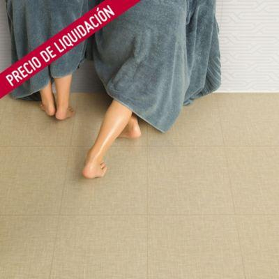 Piso Cerámico Kea ARD 33.8x33.8 cm Caja 1.6m2 Beige