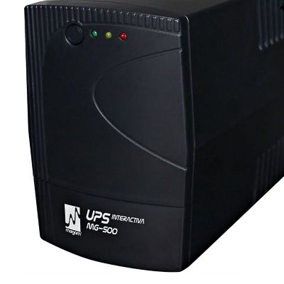 Bateria Respaldo UPS 500Va-300W 4 Salidas Para PC
