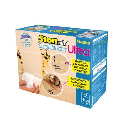 Stonmix Boquilla Ultra 2 kg Blanco