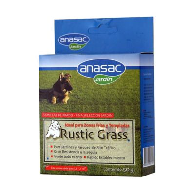Semilla Pasto Rustic Grass 50 gr