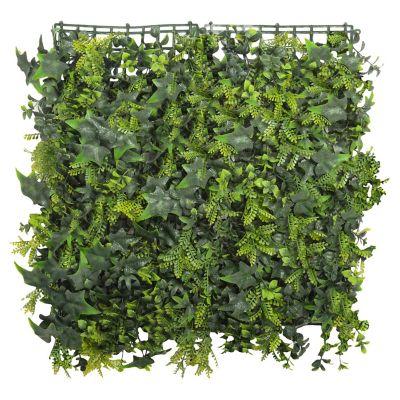 Jardín Vertical Bosque Tropical Artificial 50 x 50 cm