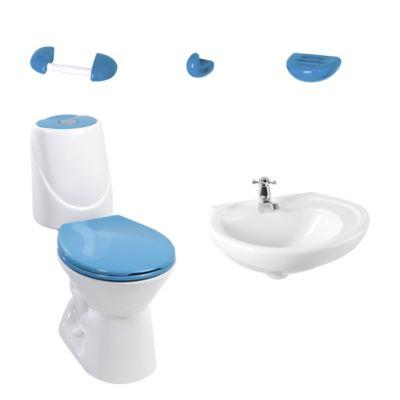 Combo Happy II Bicolor Azul