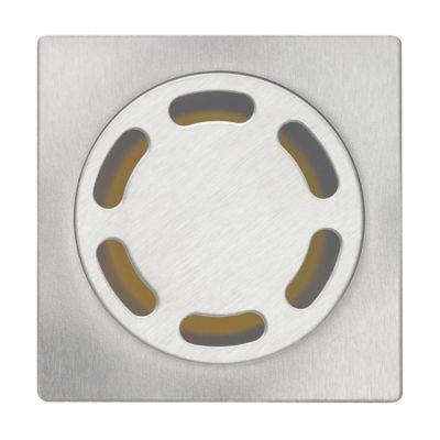 Rejilla de Piso Contemporánea 10x10Cm 1 1/2, 2 y 3 Pulgadas