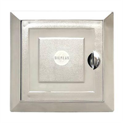 Tapa Registro Línea Silver de 20x20cm